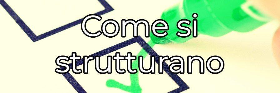Modelli Curriculum Vitae europass con esempi, da compilare