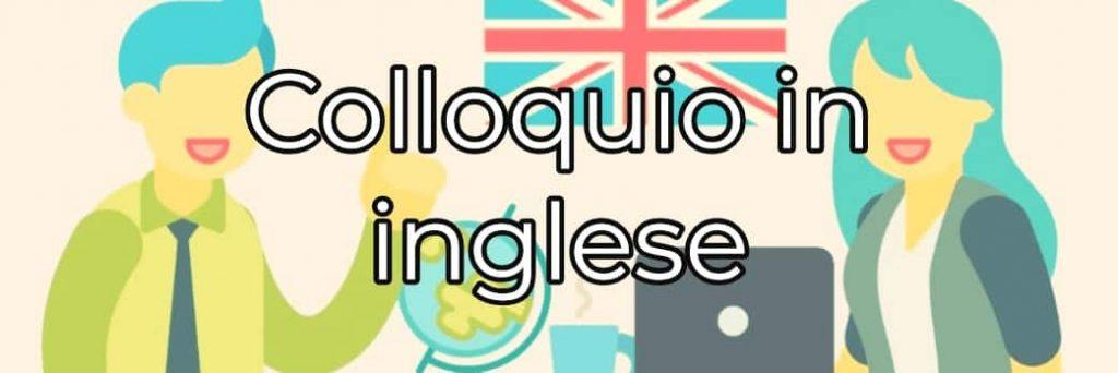 consigli per superare un colloquio in inglese