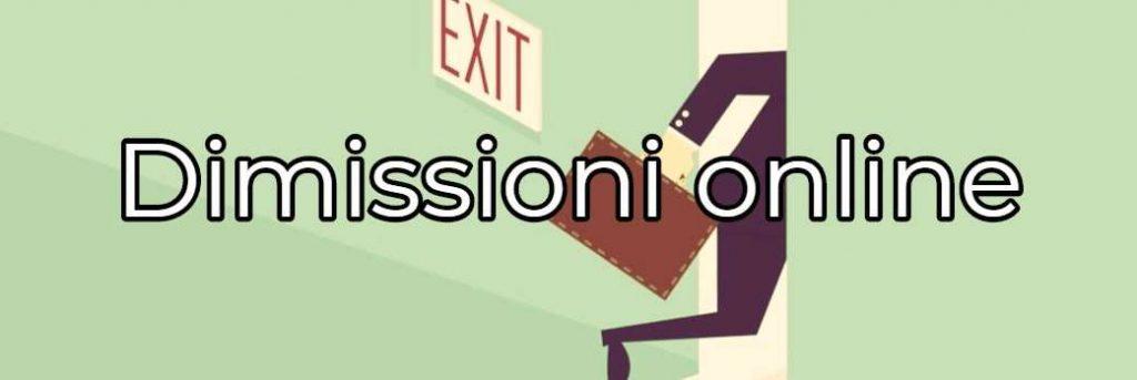 Dimissioni online: come fare? Guida alla procedura telematica
